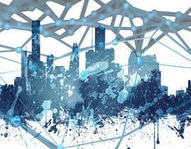 #46 cho Need IoT Internet of Things skyline created bởi srijonism