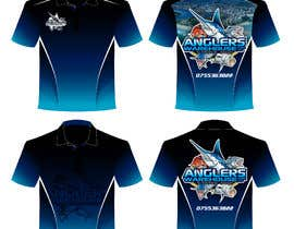 #5 for Design Sublimated Staff Shirts by dandrexrival07