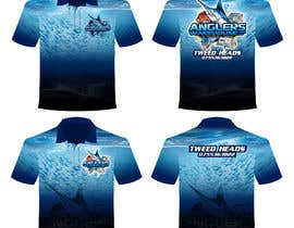 #41 for Design Sublimated Staff Shirts by dandrexrival07