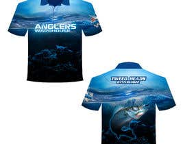 #78 for Design Sublimated Staff Shirts by dandrexrival07