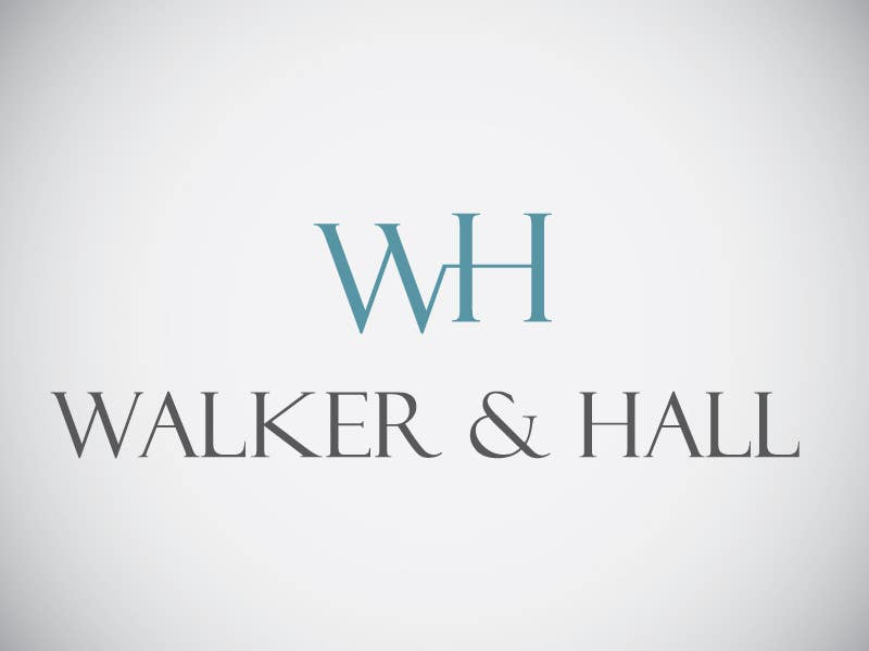 Contest Entry #274 for Logo Design for Walker and Hall