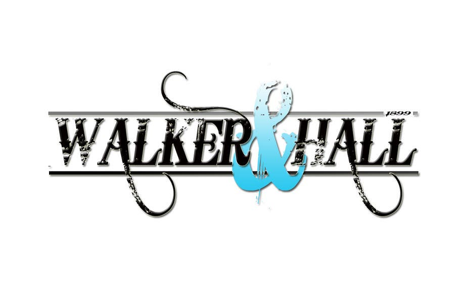 Contest Entry #499 for Logo Design for Walker and Hall