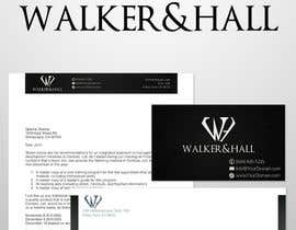 #246 untuk Logo Design for Walker and Hall oleh thedocmaster