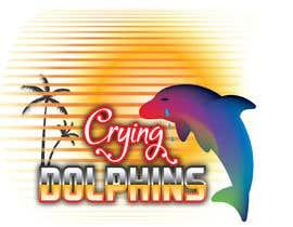 #30 для Für die CRYING DOLPHINS Ein Logo/Bild Zeichnen / For the CRYING DOLPHINS Draw a Logo, picture от rubellhossain26