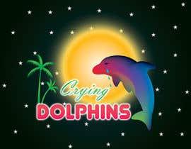 #31 для Für die CRYING DOLPHINS Ein Logo/Bild Zeichnen / For the CRYING DOLPHINS Draw a Logo, picture от rubellhossain26