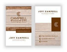 #78 for Cabinet Maker Logo and Business Cards af RamsdenDesign