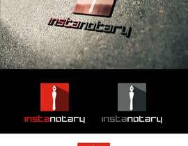 Nro 138 kilpailuun Design a Logo for notary app käyttäjältä GofixPro
