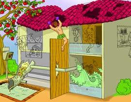 Nro 10 kilpailuun Children's story - simple caricatures käyttäjältä aneeshate