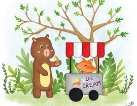 Nro 9 kilpailuun Children's story - simple caricatures käyttäjältä KhoSB