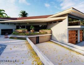 nº 36 pour Design residential exterior remodel. par Carlo07