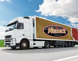 Nro 50 kilpailuun Make truck wrap artwork käyttäjältä osamaismail999