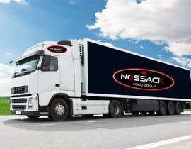 Nro 34 kilpailuun Make truck wrap artwork käyttäjältä tanvirahmed54366