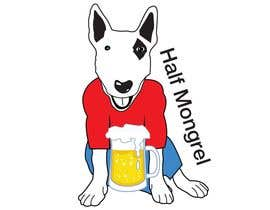 #14 för Logo Design for half mongrel av tenac