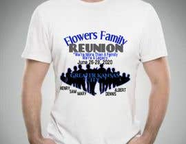 #17 untuk Graphic Design for Family Reunion T-Shirt and Marketing Materials oleh norshahila2010