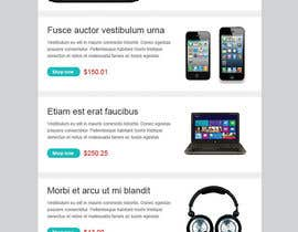 nº 2 pour Email Marketing Template - e-Commerce par nhany