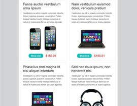 nº 3 pour Email Marketing Template - e-Commerce par nhany