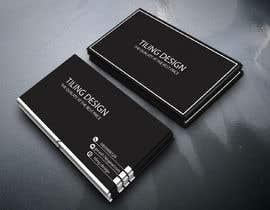 #67 para Card business TILER por Ruhulaminhridoy