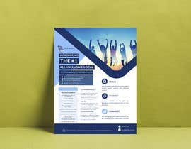 #5 for Design a Flyer, front and back by ayahmohamed129
