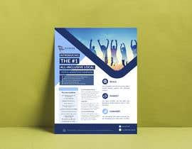 #5 para Design a Flyer, front and back por ayahmohamed129