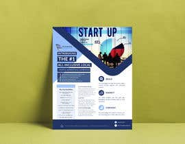 #6 para Design a Flyer, front and back por ayahmohamed129