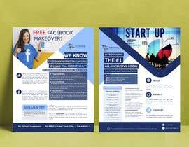#17 for Design a Flyer, front and back by ayahmohamed129