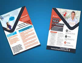 #4 for Design a Flyer, front and back by chirananimesh6