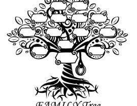 tah56c1a2fd765bc tarafından Hand drawn family tree için no 18