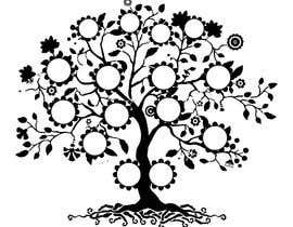 tah56c1a2fd765bc tarafından Hand drawn family tree için no 19