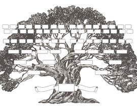 irisdesign tarafından Hand drawn family tree için no 5
