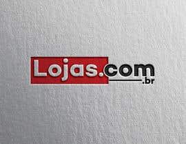#289 para Design a logo for lojas.com.br por mukumia82