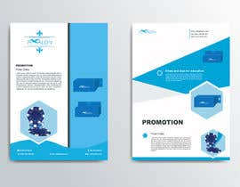 #15 for LOGO DESIGN + FLYERS by MohoshinUddin