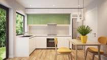 3D Design Kilpailutyö #27 kilpailuun Kitchen Design