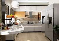 3D Design Kilpailutyö #37 kilpailuun Kitchen Design