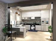 3D Design Kilpailutyö #38 kilpailuun Kitchen Design