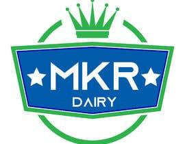 #14 untuk Create a logo for a Dairy Brand oleh NeetaTadha