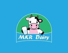 #10 untuk Create a logo for a Dairy Brand oleh sabbirhossaino