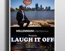 #113 pentru 'LAUGH IT OFF' flyer de către Swadeshpaul