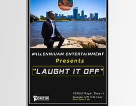 #47 pentru 'LAUGH IT OFF' flyer de către Jasakib