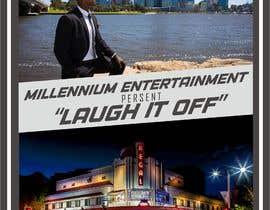 #120 pentru 'LAUGH IT OFF' flyer de către suisaastendi