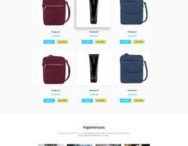#34 for Need PSD for website home page by anamikaantu