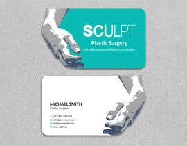 #23 para Business cards for a plastic surgeon's practice por ershad0505