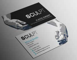 #60 for Business cards for a plastic surgeon's practice by salmancfbd