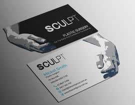 nº 60 pour Business cards for a plastic surgeon's practice par salmancfbd