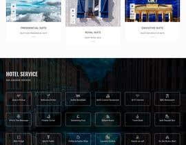 #35 para Hotel Website Design por safiur925
