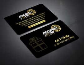 nº 21 pour Gift Card Design par saidhasanmilon