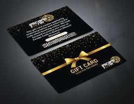 nº 36 pour Gift Card Design par FreelancerAnis