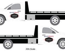 Nro 35 kilpailuun Moorefields Garage wrap / logo design käyttäjältä sohan010