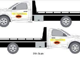 Nro 44 kilpailuun Moorefields Garage wrap / logo design käyttäjältä azharulislam07