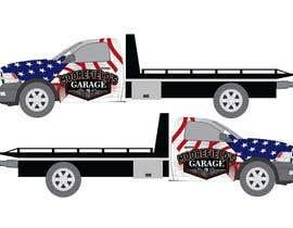 Nro 49 kilpailuun Moorefields Garage wrap / logo design käyttäjältä kmgp