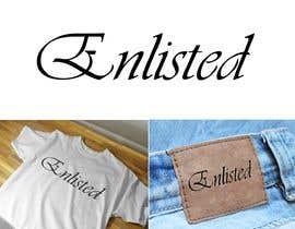 #193 for Custom Cursive fashion font for logo af Eng1ayman